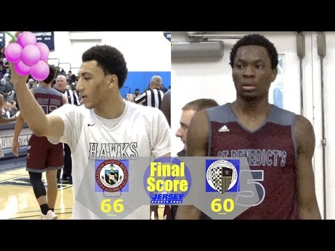 5eb88b19de62  The Whole JELLYFAM Got The Crazy Jelly!  JQ Talks Best Jelly   Goes OFF 🍇  · St. Benedict s Prep - 66 Hudson Catholic - 60