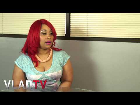 Pinky Discusses Side Chicks & V. Stiviano Drama