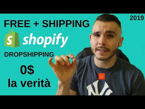Gratis + Spedizione - Funziona Ancora Nel 2019? - Free + Shipping [dropshipping]