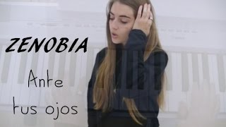 Zenobia - Ante tus ojos | Cover by Aries [subtitles]