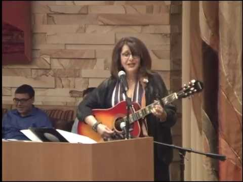 Scholar in Residence with Cantor Patti Linsky Shabbat Services 4/24/2015