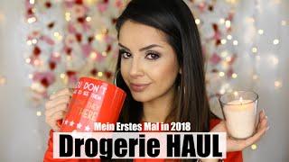 Mein erstes Mal in 2018 ! Drogerie HAUL I tamtambeauty