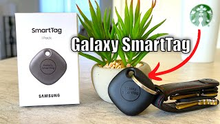 Samsung Galaxy SmartTag Review: A New Affordable Samsung Tracker