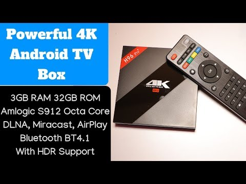 Powerful 4K  Android TV Box Under 4000