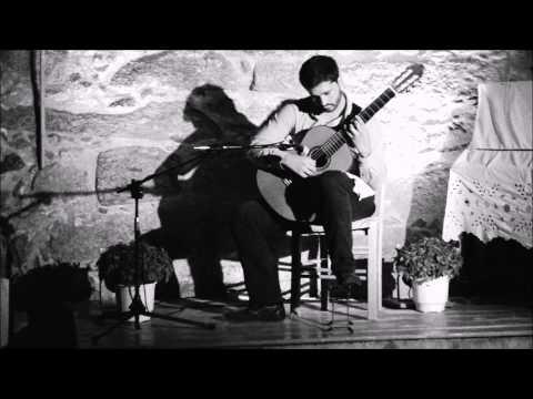 Nikos Karavias plays An Idea by Leo Brouwer