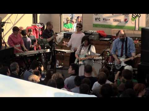 Camera Obscura - Full Concert - 03/21/09 - Mohawk Outside Stage (OFFICIAL)
