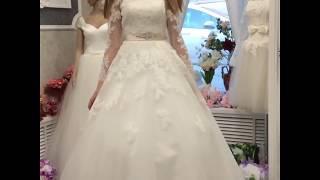 Свадебное платье LB VS-034 + болеро 14650