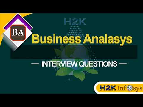 Business Analysis Mock Interview Questions And Answers | Pro