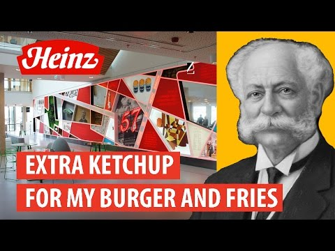 Heinz - Success Story of Ketchup Empire