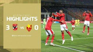 HIGHLIGHTS   Al Ahly SC 3-0 Al Merreikh   MD 1   TotalCAFCL