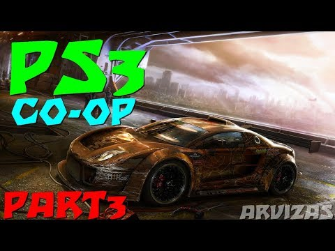 Top 10 PS3 CO OP Games Action/Adventure 2019 Part 3 Arvizas   Best Local Offline 2 Players Games