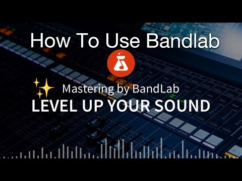 How To Use BandLab (For All Rappers Updated)