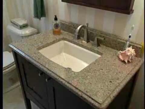 Bathroom Design U0026 Remodeling   25 Year Old Home   YouTube