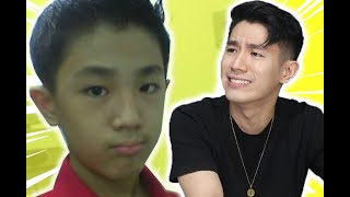 reacting to old photos!!! (dugyot na bata)