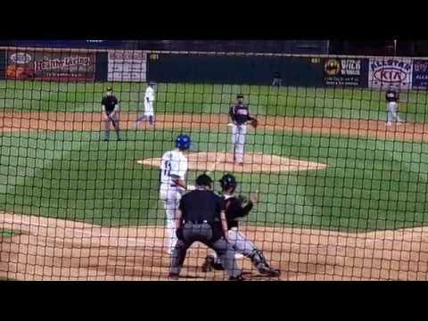 RHP Yimmi Brasoban vs. Rancho Cucamonga (6/1/16)