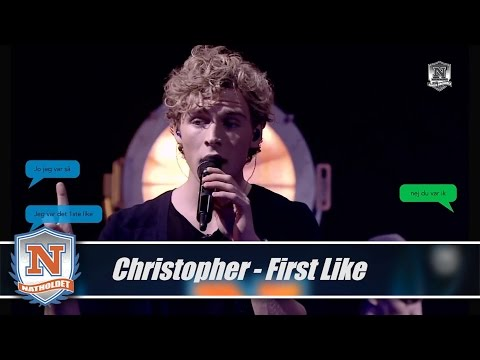 Christopher - First Like (fra Natholdet)