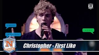 Repeat youtube video Christopher - First Like (fra Natholdet)
