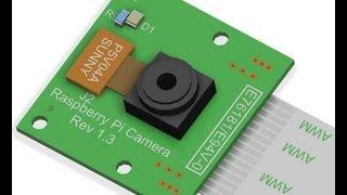 raspberry pi camera module setup instructions tutorial raspbian sd card