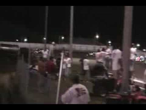 August 2, 2008 - Algona Raceway