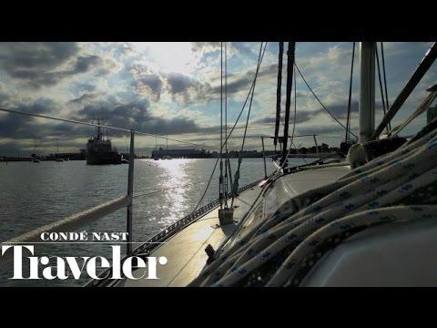 A Sunset Sail Around San Juan Bay, Puerto Rico | Condé Nast Traveler