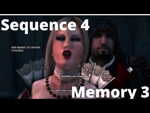 Assassin's Creed Brotherhood main story Seq 4 - Memory 3 |