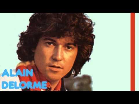 Alain Delorme - Romantique avec toi
