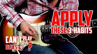 Why Many Rock Players Can't Play Blues Guitar