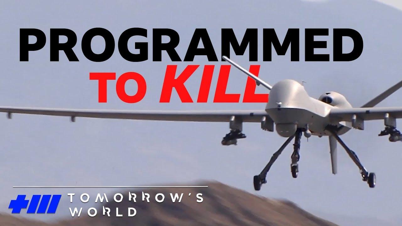 Should we use AI machines in war? - Tomorrow's World - BBC