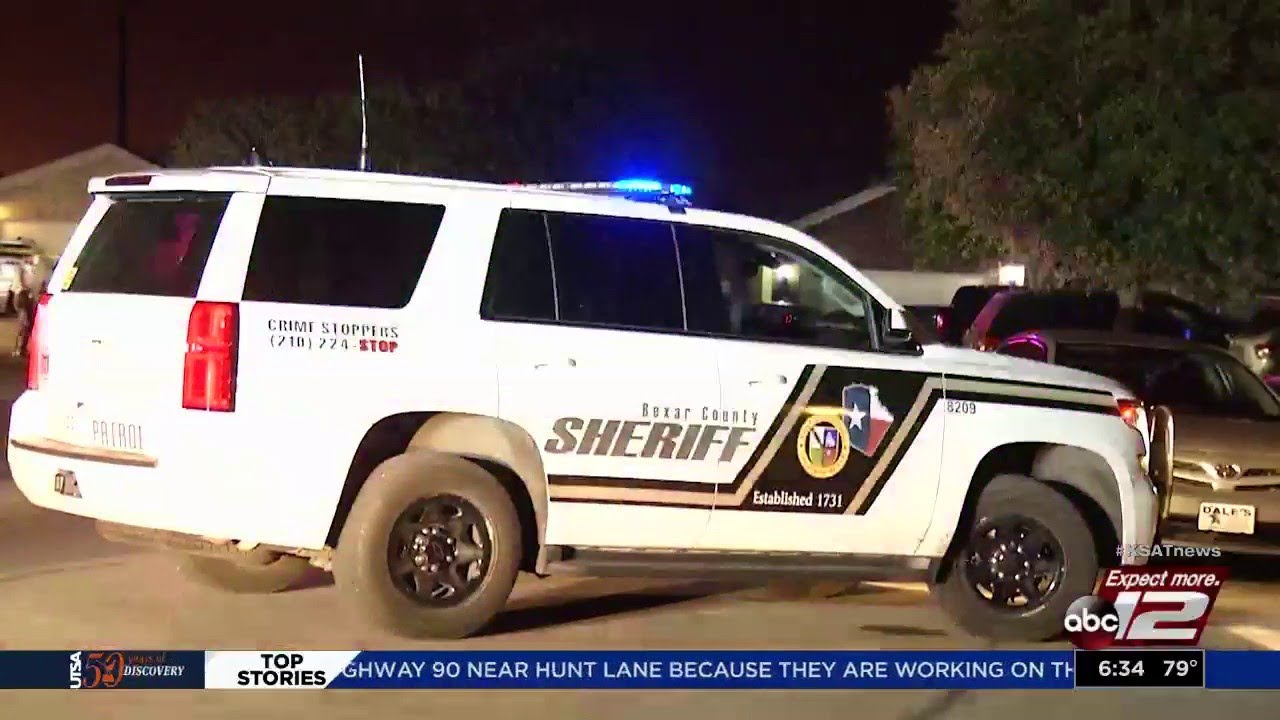 West Bexar County man, 71, accused of shooting, killing wife during argument