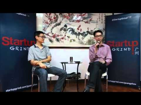 Felix Lam (Red Chapel Advisors) at Startup Grind Guangzhou