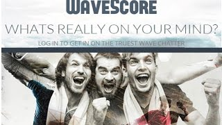 WaveScore new social network that pays Как заказать Master Card для вывода денег(, 2016-03-31T11:53:51.000Z)