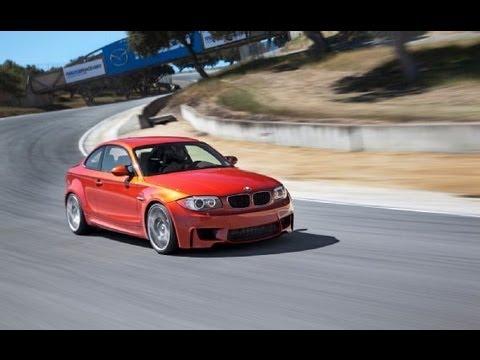 2011 BMW 1 Series M Coupe Hot Lap! - 2011 Best Driver's Car Contender