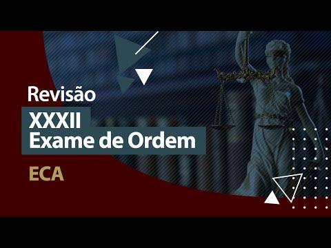 XXXII Exame de Ordem - Revisão - ECA