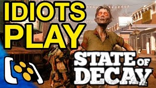 State Of Decay: Year One Survival Edition Gameplay - Two Idiots Play - VideoGamer