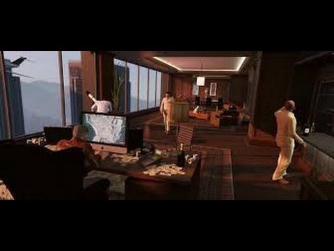 Gta online prÉsentation du bureau de luxe dlc finance