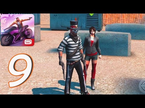 Gangstar Vegas - Gameplay Walkthrough part 9 - Deconstruction (iOS, android) - 동영상