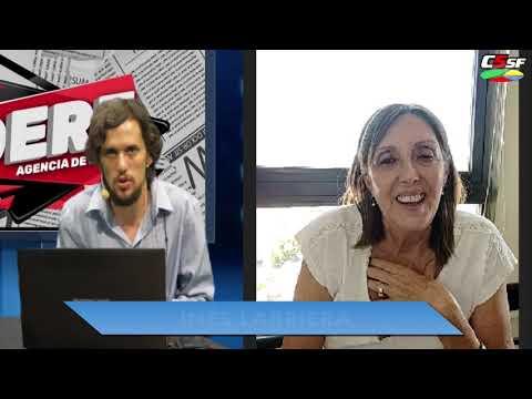 Inés Larriera: Hay un fuerte ajuste en Seguridad en la ciudad de Santa Fe