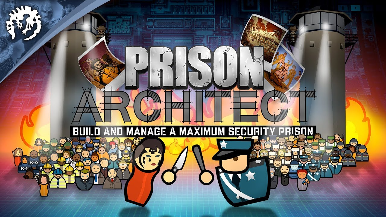 Image result for prison architect update 2.6