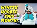 Roblox jailbreak live winter update this month new snow map and trains roblox live mp3