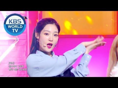 DIA - WOOWA I 다이아 - 우와[Music Bank COME BACK/2019.03.22]