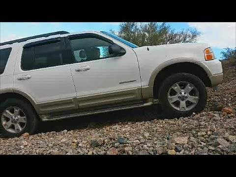 Advancetrac Rsc Explorer Traction Control Test 2 And Extreme Mountain Crawl