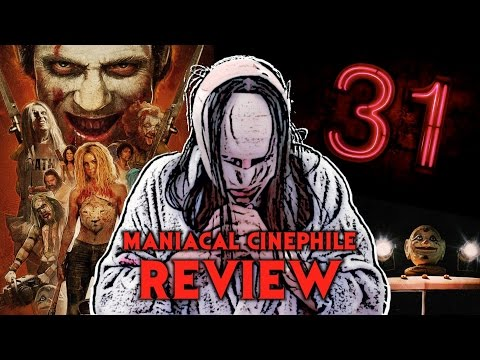 Rob Zombie's 31 Movie Review (2016) - Maniacal Cinephile