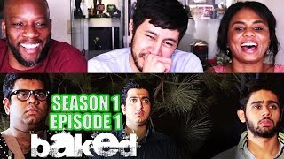 ScoopWhoop's BAKED | S1 E1 | Reaction w/ Syntell & Cortney