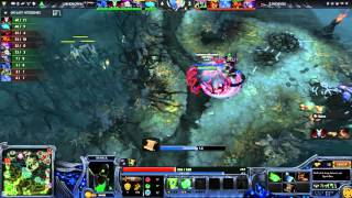 DOTA 2 : Elite Wolves vs Unknown (Game 2) (Major 2015 Playoff America) - Cast Ndree & Azathoth