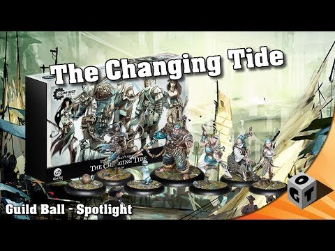 [DE] Guild Ball Spotlight Ep. 12 - The Changing Tide