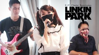 In The End - Cover Feat.WOIZE [RIP Chester Bennington]