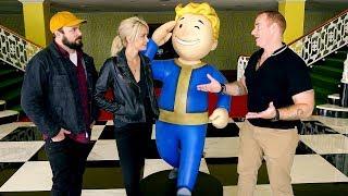 Fallout 76 B.E.T.A. Test (Bizarre States on the Road w/ Fallout 76)
