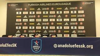 Anadolu Efes - Maccabi Fox Tel Aviv