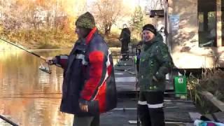 Риболовля у Бородіна 20.10.2018 4K