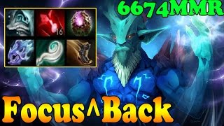 Dota 2 - Focus^Back  Plays Leshrac Vol 1# - Ranked Match Gameplay!